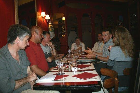 Première réunion à Montreuil sous bois (93)